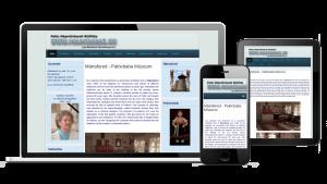 Weboldal készítés - palocbabak.hu